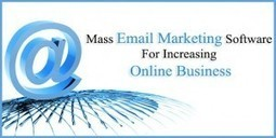 Mass Email Marketing Software For Increasing Online Business | Garuda - The Intelligent Mailer | Email Marketing | Scoop.it