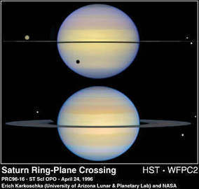 El planeta Saturn, anells i llunes | BIO HUMANA | Scoop.it