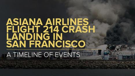 Interactive Timeline: Crash Landing in San Francisco | Inspiring Examples | Scoop.it
