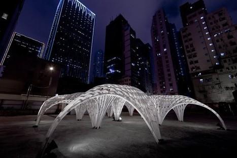 Shellstar Pavilion by MATSYS » CONTEMPORIST | Computational Design | Scoop.it
