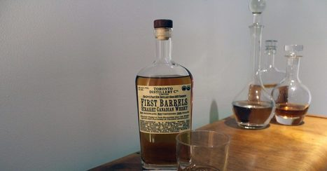Toronto's first distillery to open since Prohibition is ready to release its first aged whiskey | Urban eating | Scoop.it