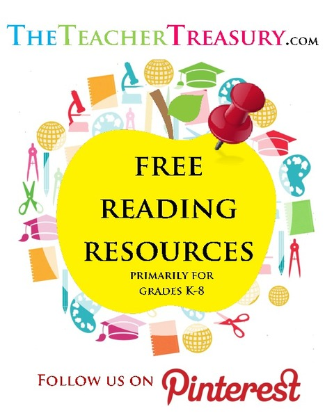 Free Reading Resources - Collaborative Pinterest Board | Free Online Educational Resources | Scoop.it