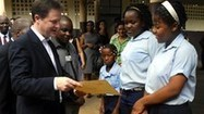 Clegg: Girls' education is the best cure for poverty | Unit 6 (Development and Industrialization | Scoop.it