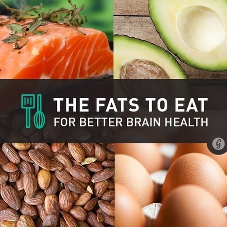 The Best Foods for Your Brain (And Why We Might Owe Fat an Apology) | SELF HEALTH | Scoop.it