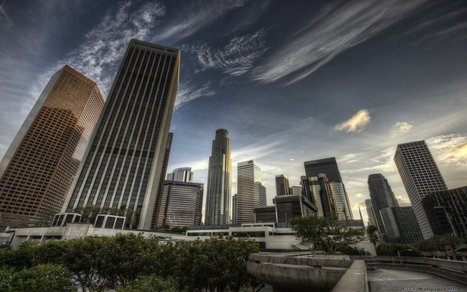 Wonderful city of talented people of Los Angeles. Watch online mobile backgrounds cities. | CityWallpaperHD | Scoop.it