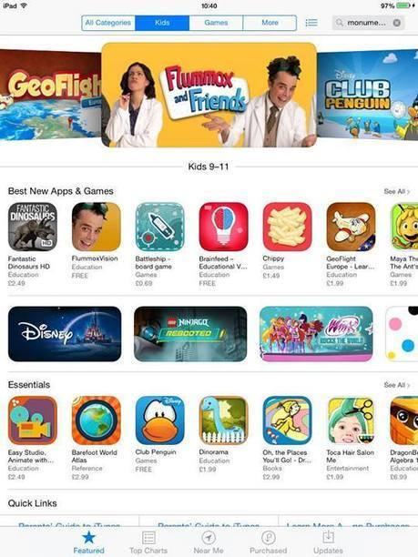 Mark Hoffman - Brainfeed reaches #4 in the United Kingdom. | Educational Video for Kids | Scoop.it