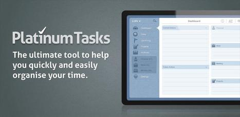 Platinum Tasks (To Do List) - Android Market | Android Apps | Scoop.it