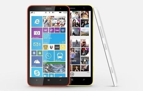 Lumia 1320, primer vídeo promocional del nuevo SmartPhone de Nokia | tecnología | Scoop.it