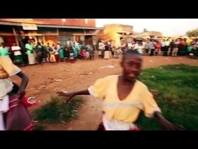 "Awesome & Spirit lifting:500 Ugandan women dance  &lip-synch to Jessie J ""Price Tag""for microloans - the largest lipdub  in Africa 
