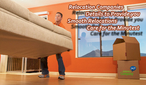 Relocation Companies care for the minutest details to provide you smooth relocations   Removal Services   Scoop.it