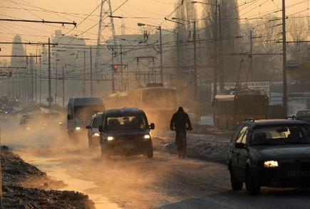 Bulgaria chokes on air pollution fuelled by poverty - Phys.org | Poverty | Scoop.it