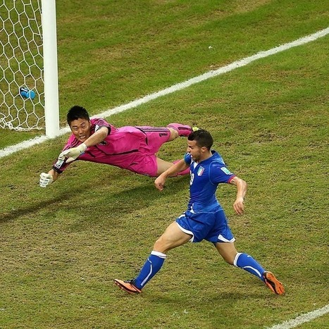 How FIFA's Goal Line Technology Actually Works - Mashable | Sports | Scoop.it
