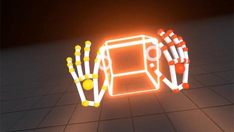Leap Motion Orion aikoo mullistaa VR- ja AR-liikkeentunnistuksen   Muropaketti   Augmented Reality & VR Tools and News   Scoop.it