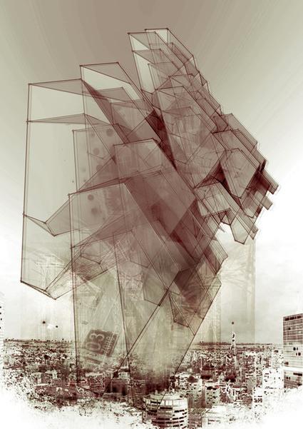 AIR-CHITECTURE TOWER - Intelligent Pencil   Arquitectura digital   Scoop.it