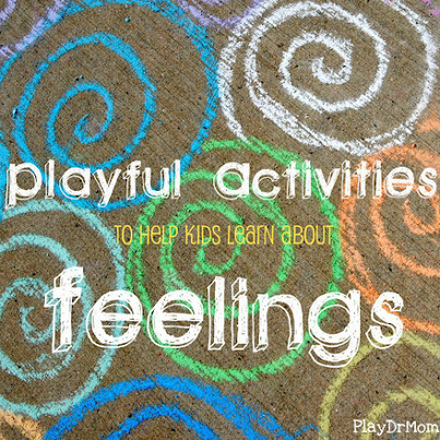 Playful Activities to Help Kids Learn about Feelings | PlayDrMom | play and creativity, | Scoop.it