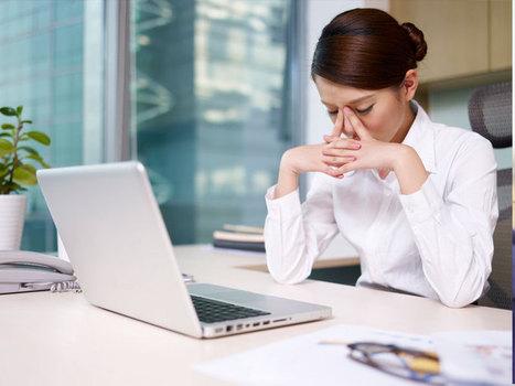 Stress : la lenteur des ordinateurs l'augmente | Dessiner sa Silhouette, Avoir la Maitrise sur Son Corps, et Se Sentir Bien au Quotidien... | Scoop.it