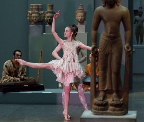 EN IMAGES. Haute couture : le grand ballet de Franck Sorbier | Couture | Scoop.it