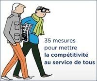 Qu'est-ce que le Crédit d'impôt pour la compétitivité et l'emploi ? | Ministère de l'Economie et des Finances | Funding for innovative SMEs | Scoop.it