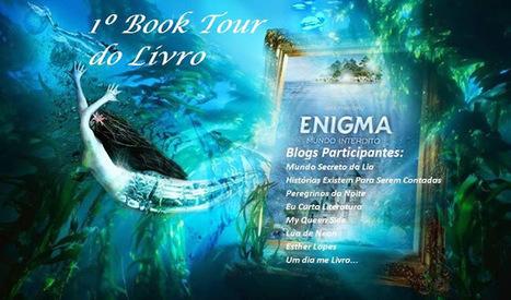My Queen Side | Blog Literário: [Book Tour] Enigma –Mundo Interdito | Ficção científica literária | Scoop.it