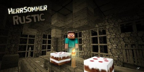 HerrSommer Rustic – Pack pour Minecraft 1.8.1/1.8/1.7.10/1.7.2/1.6.4 | Minecraft | Scoop.it