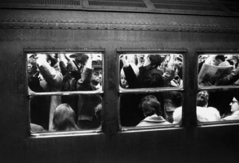 vintage everyday: Scene on the New York Subway, 1969 | U2:youToo | Scoop.it