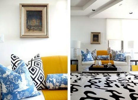 10 Decorating Rules You Should Break | Designing Interiors | Scoop.it