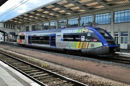 Grève à la SNCF : les prévisions de trafic à partir de jeudi | Strasbourg | Scoop.it