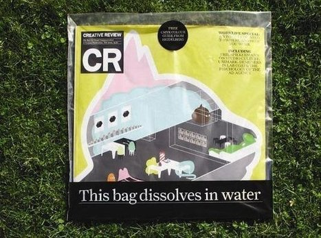 The Plastic Bag That Dissolves In Water | Carbon Farming | Scoop.it