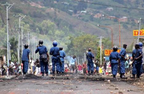 Burundi Elections 2015: President Nkurunziza Should Withdraw Third Term Bid, Former Leader Says | News You Can Use - NO PINKSLIME | Scoop.it