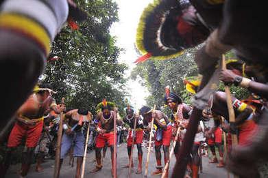 La police brésilienne tire sur les Indiens - crainte d'un regain de violence | Shabba's news | Scoop.it
