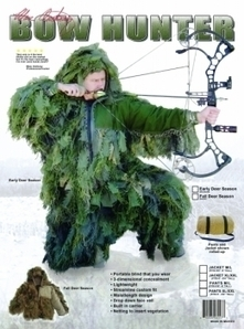 Ghillie Suit | Jim18cm | Scoop.it