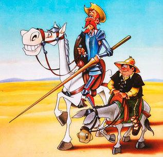 Cervantes y el Quijote - Hablando de todo un mucho. Weblog de Lengua y Literatura   Recursos Lengua y Literatura   Scoop.it