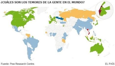 ¿A qué tiene miedo la gente en el mundo? | Un poco del mundo para Colombia | Scoop.it