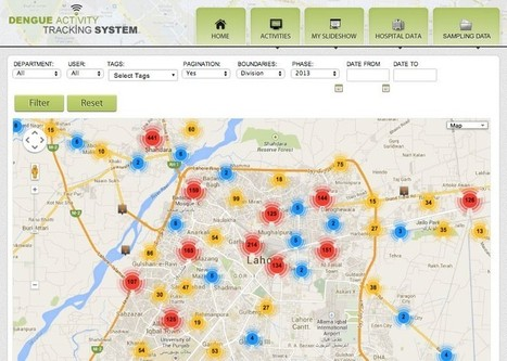 Pakistan Is Using Smartphones to Stop Dengue | Trends in Retail Health Clinics  and telemedicine | Scoop.it