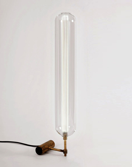 scintilla borosilicate LED lamp for dante: admit one gentleman | The promised land of technology | Scoop.it