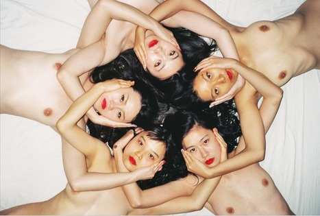 Ren Hang | NUE Galerie (Paris) | What's new in Visual Communication? | Scoop.it