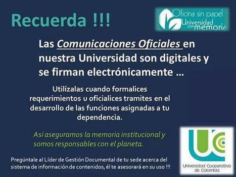 Dando pasos en Gestion Electronica de Documentos / Tweet from @CarlosAZuniga   Aspectos Técnicos y Jurídicos de los Documentos   Scoop.it