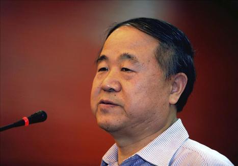 Furor en Pekín por el nuevo libro del Nobel de Literatura Mo Yan ... | Libros y Autores | Scoop.it