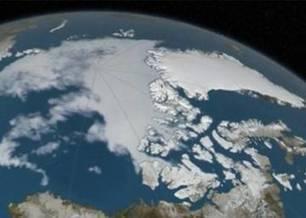 Así ha perdido hielo el Océano Ártico desde 1984   Energy and Environmental Security   Scoop.it