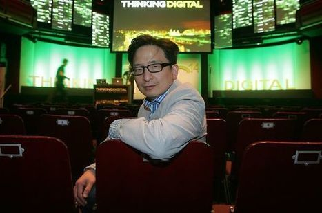 High hopes as start-ups compete at Thinking Digital conference in Gateshead | Software & North East England | Scoop.it