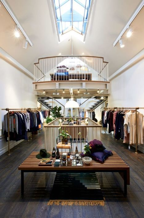 50 Best Concept Stores in the World - Insider Trends | Tailored Telling for Retail | Scoop.it