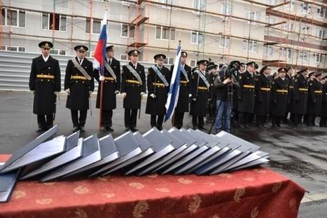 La Russie accélère le développement de nouvelles infrastructures pour la base de sous-marins nucléaires de Gadzhiyevo | Newsletter navale | Scoop.it