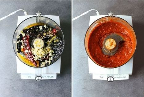 Making Harissa at Home | On the Plate | Scoop.it