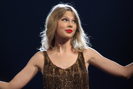 Taylor Swift Is a Music Business Genius: A Reading List   The New Business of Music   Scoop.it