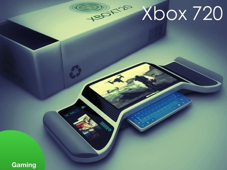 Microsoft's Next Generation Xbox 720 release date revealed Officially   • Eurogamer.net | PlayStation 3 MAGAZINE | Scoop.it