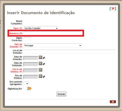 Documento de identificação -Cartão de cidadão ou BI - check digit | SIGARRA | Scoop.it