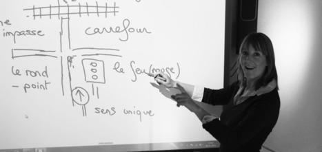 Ponktuation - les TICE au service du FLE » Tableau Blanc Interactif | TICE en tous genres éducatifs | Scoop.it