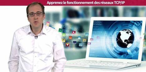 Apprenez le fonctionnement des réseaux TCP/IP | Mooc Francophone | Ressources pour la Technologie au College | Scoop.it