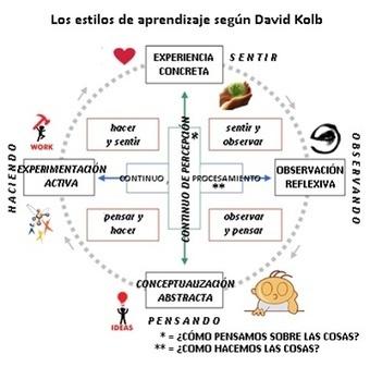Test de estilos de Aprendizaje de David Kolb - Orientacion Andujar | Las mejores páginas sobre Estilos de Aprendizaje y Técnicas de Estudio | Scoop.it