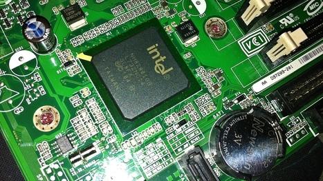 Intel embarque-t-il une porte dérobée dans toutes ses puces ? | Web information Specialist | Scoop.it